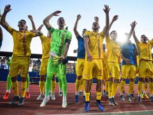 După victoria clară cu Croaţia, echipa României vrea să se impună şi în faţa Angliei