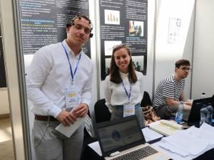 Proiecte inovatoare şi propuneri creative, la prima ediţie a Olimpiadei Naţionale de Creativitate Ştiinţifică FOTO Ionut Dorin Pavel