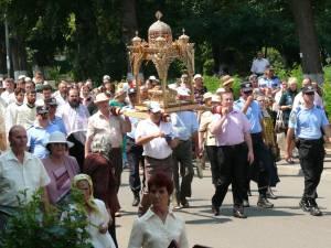Jandarmii vor asigura cea mai mare parte a misiunii de ordine publică la procesiunea religioasă