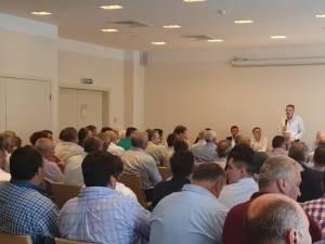 Social-democraţii suceveni au decis să o susţină pe Viorica Dăncilă pentru preşedinţia PSD