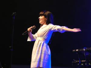 Irina Rimes i-a încântat pe spectatori