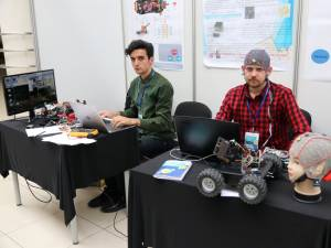 72 de invenții, prezentate la Târgul Internațional de Inventică și Educație Creativă pentru Tineret, de la USV