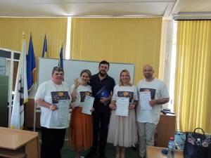 NordEst Team, la concursul de la Târgu Mureș