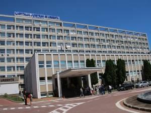 Noile săli de operaţie vor fi construite prin supraînalțarea Corpului D (principal) al spitalului