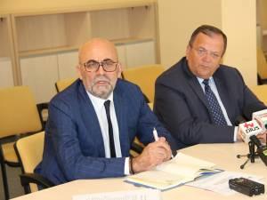Vasile Rîmbu și Gheorghe Flutur