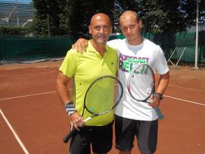 Cezar Ioja și Bogdan Marasin s-au întâlnit în cadrul Categoriei Elită