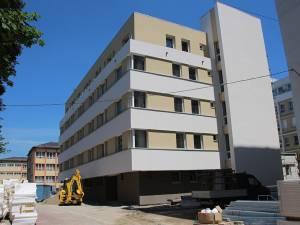 Amenajarea laboratorului de medicină nucleară în vechiul ambulatoriu va începe imediat ce va fi dat în folosință noul ambulatoriu