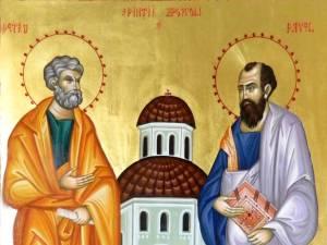 Postul şi sărbătoarea Sfinţilor Apostoli Petru şi Pavel