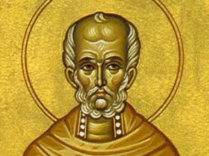 Sfântul Cuvios Samson, primitorul de străini