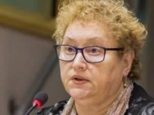 Renate Weber, noul Avocat al Poporului. Foto: Parlamentul European
