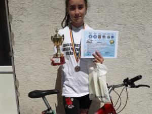 Echipajul a obținut rezultate prin eleva Claudia Alexandra Reuțchi