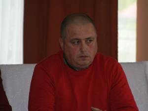 Primarul suspendat al oraşului Broşteni, Nicolae Chiriac