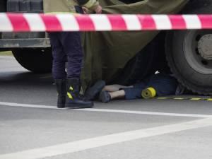 Imagini de coşmar la locul accidentului