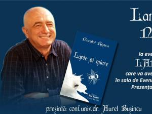 """""""Lapte şi miere"""" - lansarea celei de-a doua cărţi a jurnalistului Neculai Roşca"""