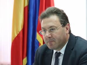 Inspectorul şcolar general, prof. dr. Cristian Cuciurean