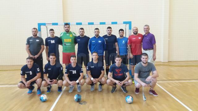 Echipa Universităţii Ştefan cel Mare Suceava a terminat pe locul şapte Campionatul European Universitar de handbal
