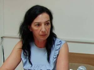 Prof. Alexandra Chirilă, inspector şcolar adjunct