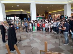 "Vernisajul expoziției ""Micii Iconari"", ediția 2019"
