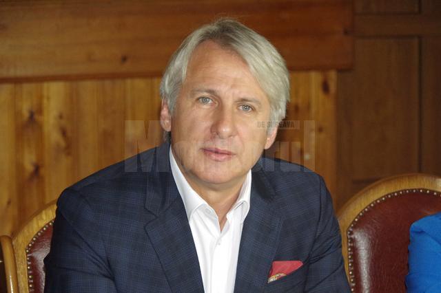 Ministrul de Finanțe, Eugen Teodorovici