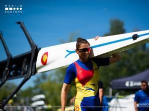 Nicoleta Ancuţa Bodnar s-a impus la Cupa Mondială de canotaj