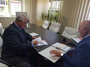 Semnarea contractului de finanțare de peste 600.000 de euro, pentru realizarea unei noi grădinițe în Suceava