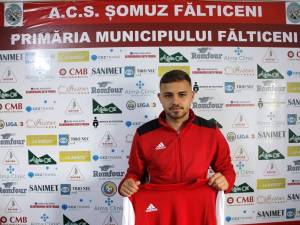 Fostul atacant al Forestei, Andrei Mateiciuc, s-a transferat la Şomuz Fălticeni