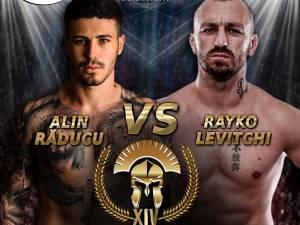 Rădăuţeanul Rayko Leviţchi va lupta în gala de retragere a lui Ionuţ Pitbull de la Fălticeni