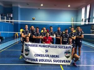 Seniorii de la CSM Suceava se pregătesc pentru noul sezon al Diviziei A2