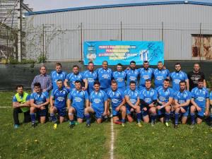 Seniorii de la CSM Suceava au reluat pregătirea pentru noul sezon din Divizia Naţională de Rugby