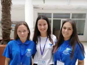 Studentele de la USV, laureate la Iași