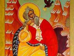 Sfântul Ilie, om al rugăciunii