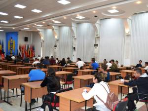 Sesiunea de admitere de la Academia de la Braşov