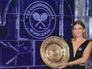 Simona Halep, ambasadorul tenisului românesc