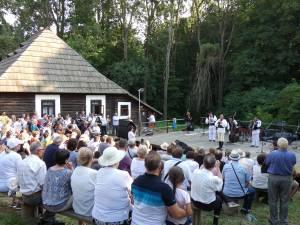 Nicolae Furdui Iancu în concert la Muzeul Satului Bucovinean
