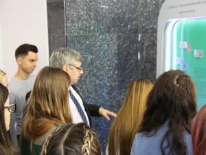 Una dintre lecțiile de la sediul BNR Suceava