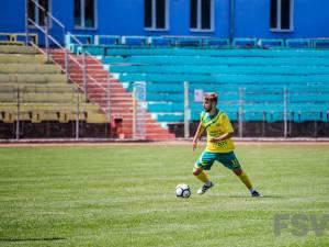 Aurel June a debutat pentru Foresta în amicalul cu Aerostar