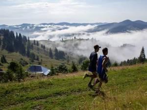 """Maratonul Moldoviţa ,,Colţ de Rai"""""""