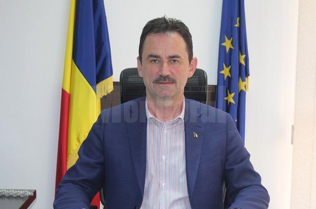 Viceprimarul Marian Andronache