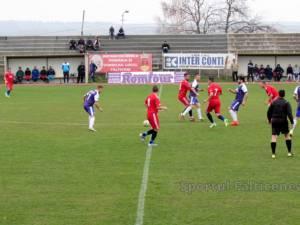 Duelurile dintre Viitorul Liteni și Șomuz Fălticeni au fost mai mereu echilibrate. Foto: sportulfalticenean.wordpress.com