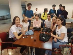 Studenţi suceveni, prezenţi la o şcoală de vară internaţională desfăşurată la Bucureşti