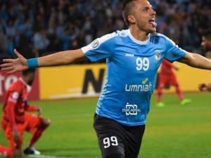 Lukasz Gikiewicz s-a transferat la FCSB