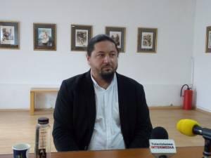Managerul Muzeului Ion Irimescu Falticeni, Teodor Bradatanu