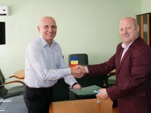 Ilie Boncheș a semnat contractul pentru un proiect european în valoare de aproape cinci milioane de euro