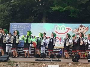 Ansamblul Studențesc Arcanul USV, în premieră la Festivalul folcloric internațional de la Rimini
