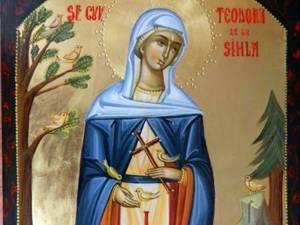 Moaştele Cuvioasei Teodora de la Sihla ‒ în peşteră, spre închinare, peste 100 de ani