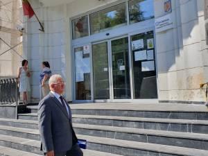 Primarul Ion Lungu a  fost joi la Ministerul Finanțelor, pentru a discuta despre investițiile demarate in Suceava