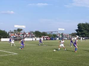 Viitorul Liteni s-a calificat în Turul 2 după victoria cu 4-3 în faţa celor de la Şomuz