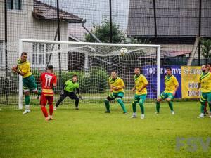 Foresta a pierdut cu 0 - 2 amicalul cu Aerostar de la Pojorata