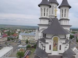 Catedrala Sucevei necesită fonduri mari pentru a fi pictată