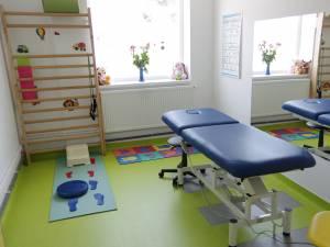 Sala de recuperare și kinetoterapie pentru copii